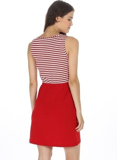 Loox Elbise Kırmızı